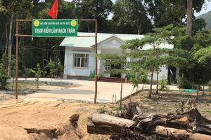 Xử lý hình sự đối tượng phá rừng, lấn chiếm đất công
