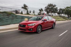 Tắc trách trong quá trình thử nghiệm, hơn 100.000 xe Subaru phải triệu hồi