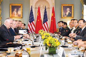 Mỹ, Trung Quốc chuẩn bi đối thoại cấp chiến lược