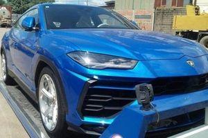'Hàng xóm' Campuchia chào đón siêu phẩm Lamborghini Urus thứ hai