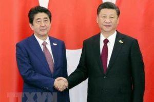 Cơ chế mới trong hợp tác Trung - Nhật