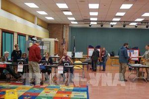 Bầu cử Quốc hội Mỹ giữa nhiệm kỳ: Giằng co phiếu bầu tại Hạ viện và Thượng viện