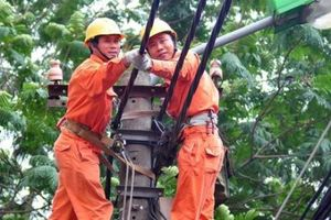 10 tháng, sản lượng điện tăng gần 11%