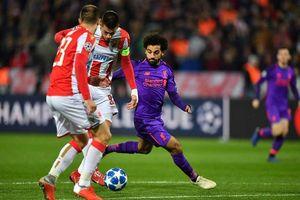 Salah hóa chân gỗ, Liverpool thua thảm trước đội yếu nhất bảng