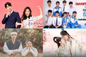 Điểm Douban đầu tháng 11: Đam mỹ 'Tình cờ yêu' Thái Lan tiếp tục dẫn trước các dự án 'hot' của Trung và Hàn