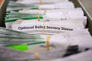 Cách bỏ phiếu không lo bị hack kết quả của một bang trong bầu cử giữa kỳ ở Mỹ
