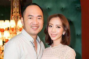 Vừa bị vợ 'nhắc nhẹ' trên mạng xã hội, Tiến Luật đã hăm hở định 'khiêu chiến' với Thu Trang