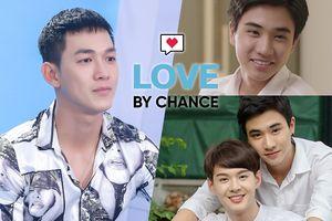 Song Luân rưng rưng nước mắt diễn lại vai 'Ae khạp' của series đam mỹ Thái 'siêu hot' Love By Chance
