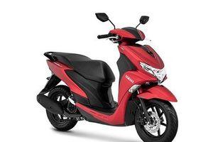 Yamaha tung mẫu xe tay ga giá rẻ trang bị đầy đủ tính năng cao cấp