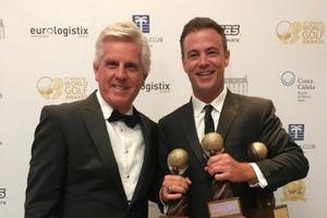 Khu nghỉ dưỡng The Grand Hồ Tràm Strip nhận 2 giải thưởng lớn