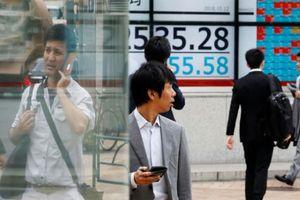 Chứng khoán châu Á 'đuối sức' sau kết quả bầu cử Mỹ