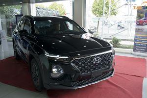 Hyundai Thành Công khẳng định mẫu xe Santa Fe 2019 sẽ không bị 'cắt' trang bị
