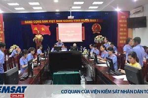 VKSND tỉnh Quảng Ngãi: Học tập phong cách quần chúng của Chủ tịch Hồ Chí Minh