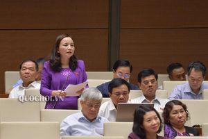 Quốc hội thảo luận về dự thảo Luật Đặc xá (sửa đổi)