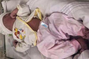 Sức khỏe của bé sơ sinh bị bỏ rơi trên ghế đá trong bệnh viện