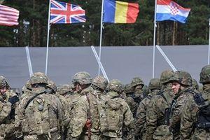 Hàng nghìn binh sĩ NATO rầm rộ kéo quân đến Ba Lan tập trận