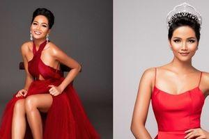 H'Hen Niê 'chào sân' ấn tượng tại cuộc thi Miss Universe 2018