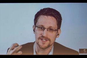 Edward Snowden tiết lộ chấn động về vụ nhà báo Khashoggi