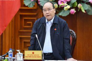 Thủ tướng: 'Tham nhũng trong các công trình phòng chống thiên tai là tội ác'