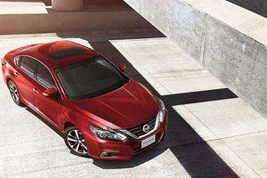 Nissan Teana bản nâng cấp ra mắt tại Thái Lan giá 940 triệu đồng