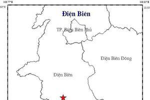 Điện Biên ghi nhận trận động đất thứ 9 tạo dư chấn mạnh