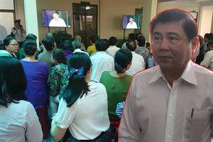 Chính quyền xin ý kiến dân Thủ Thiêm 10 vấn đề bồi thường, hỗ trợ