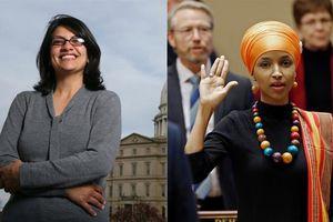 Lần đầu tiên Hạ viện Mỹ có hai nghị sĩ là phụ nữ Hồi giáo