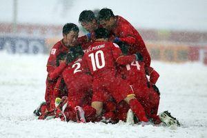 Vòng loại U23 châu Á 2020: U23 Việt Nam chung bảng U23 Thái Lan