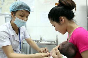 Hà Nội sẽ tiêm bổ sung vắc xin sởi-rubella cho trẻ 1-5 tuổi trong tháng 11