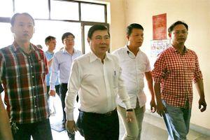 TP Hồ Chí Minh: Quy hoạch khu đô thị mới Thủ Thiêm phải được thực hiện nghiêm