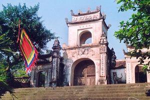 Nghệ An: Tiếp tục hoàn thiện Quy hoạch phân khu xây dựng Quần thể Văn hóa tâm linh Đền Cuông