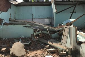 Nam thanh niên 22 tuổi bị tường đè chết thảm tại căn nhà ở Sài Gòn