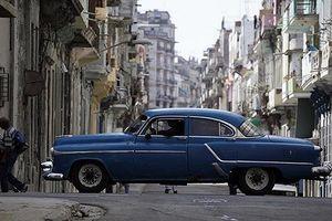 'Bảo tàng' xe cổ không nơi nào có ngoài Cuba