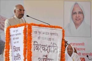 Tổng thống Ấn Độ kêu gọi tăng cường đoàn kết nhân dịp Lễ Diwali