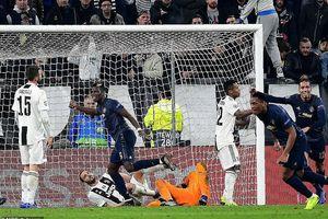 MU ngoạn mục đánh bại Juventus, Real Madrid thắng 'hủy diệt'
