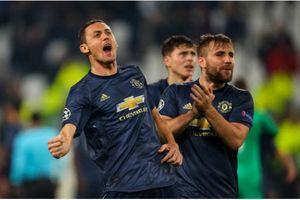 MU lội ngược dòng thắng kịch tính Juventus dù Ronaldo ghi bàn