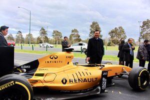 Nguyên đại sứ VN tại Australia: 'Mở đường đua F1 sẽ nâng tầm quốc gia'