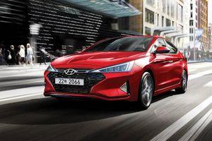 Hyundai Elantra có thêm bản thể thao, giá từ 22.400 USD