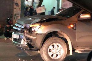 Tòa Thái Nguyên hoãn xử vụ ôtô bán tải tông chết 4 người đi bộ
