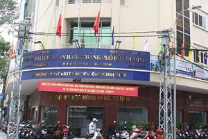 Sinh viên ĐH Ngân hàng TP.HCM bất bình với cách xếp loại tốt nghiệp