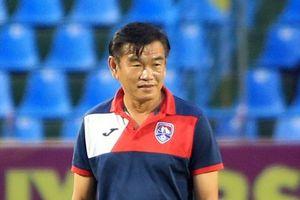 HLV Phan Thanh Hùng: 'Đội tuyển Việt Nam không dễ gì thắng Lào'