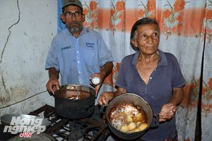 Cận cảnh từ nhà vách đất ở thôn quê đến khu ổ chuột trên phố Venezuela