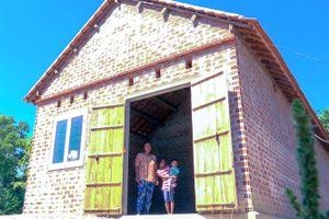 Bình Định: Hỗ trợ cho hộ nghèo xây nhà