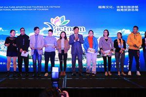 Quảng bá du lịch Việt Nam ở Trung Quốc