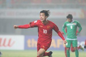 Lộ diện số áo của các tuyển thủ Việt Nam tại AFF Cup 2018