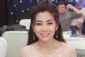 Diễn viên Mai Phương tái xuất sau 2 tháng điều trị ung thư phổi