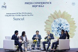 Công bố sản phẩm độc quyền PNJ Suncut
