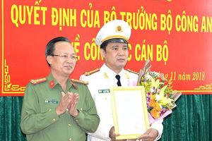 Bổ nhiệm Phó Giám đốc Công an Gia Lai, Lào Cai
