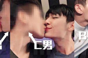 Mỹ nam nổi tiếng xứ Đài khiến cha mẹ suýt tự tử vì xác nhận đồng tính