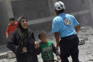 Đại chiến Syria: Nga vạch trần sự thật về 'Mũ nồi trắng'